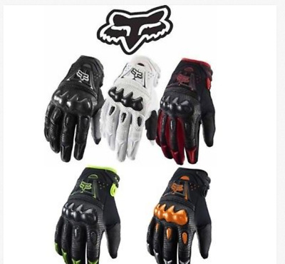 NEWRacing Bomber Gloves - MX Motocross Off-Road ATV Dirt Bike Riding Gear