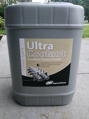 Ultra Air Compressor Coolant (20L/5.3Gal) Ingersoll Rand