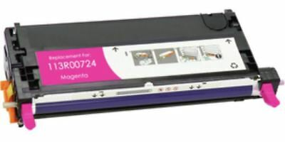 Xerox 113R00724 - Remanufactured Jumbo Magenta Toner Cartridge for use in Xerox
