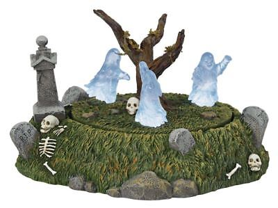 Department 56 2018 Halloween Village Graveyard Ghost Dance (6001737)