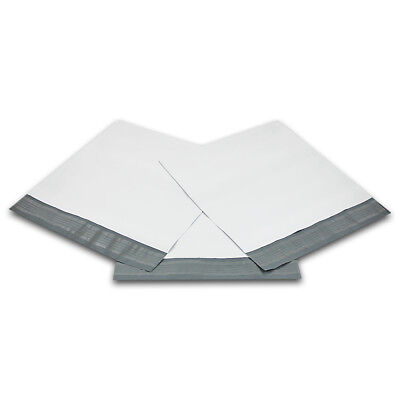 50 10x10 EcoSwift Square Poly Mailers Plastic Envelopes Shipping Bags 1.7MIL