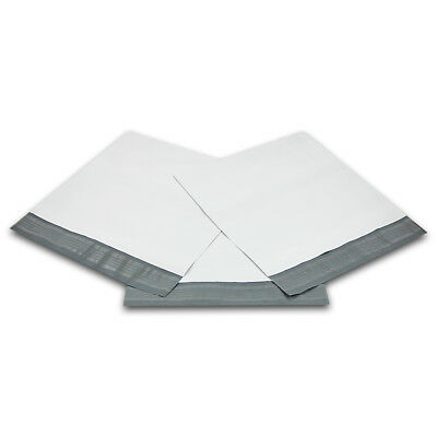 500 5x7 EcoSwift Poly Mailers Plastic Envelopes Shipping Mailing Bags 2.35MIL