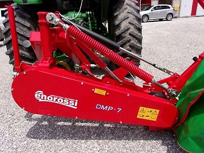 New Enorossi 9 ft. Disc Mower Model DM 7 **FREE 1000 MILE TRUCK SHIPPING**