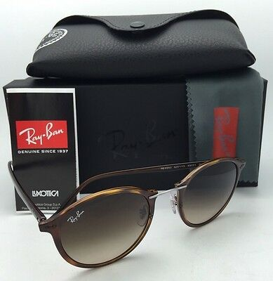 e47ff51dd1 New RAY-BAN Tech Series Sunglasses RB 4242 6201 13 Havana Tortoise w