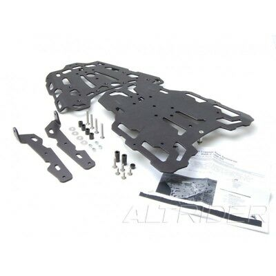 AltRider Luggage Rack System for BMW R1200GS (2003-2012) Black