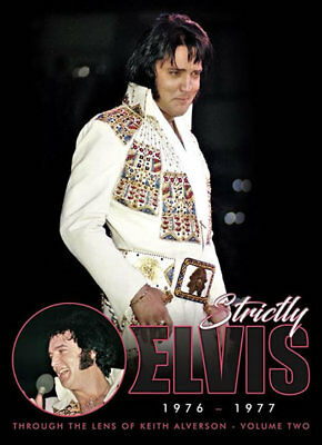 Elvis - Strictly Elvis Vol.2 1976 - 1977 - New & Sealed Book - IN STOCK NOW !