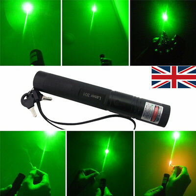 10 miles Military Green 1MW 532NM Laser Pointer Pen Lazer Light Multi function