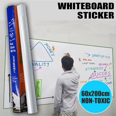 Self-Adhesive Wall Sticker Wall Whiteboard Paper Chalkboard Contact Paper  BP