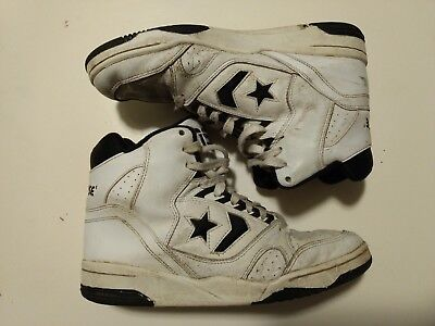 CONVERSE CONS VINTAGE Retro 90s NBA Sneaker Shoes High Tops Basketball 11.5 Mens