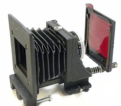 Bellows with Perfex Anastigmat f 3.5 50mm Lens (RKE)
