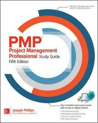 PMP PMI Project Management Professional Study Guide, for PMBOK 6th Ed