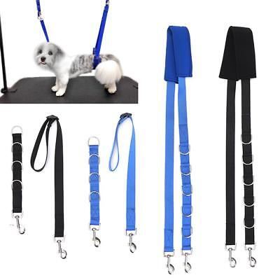 3Pcs Dog Grooming Harness  Strap Noose  Restraint  Belly Pad 2 Colours