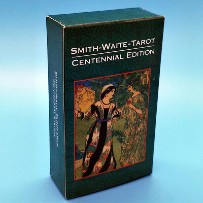 78PCS Cards Set With Box Future Telling Game Sealed Smith Tarot Deck