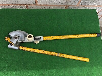 Hilmor BS2871 type GL MINOR Pipe Bender 15mm & 22mm without Formers