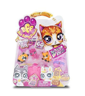 BFF Best Furry Friends Squad pack - Multi-Colour - Your Bestie in a Bag