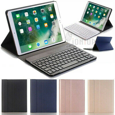 Bluetooth Keyboard Cover Smart Case for iPad 2nd/3rd/4/5th/6th Gen 9.7 2017 2018