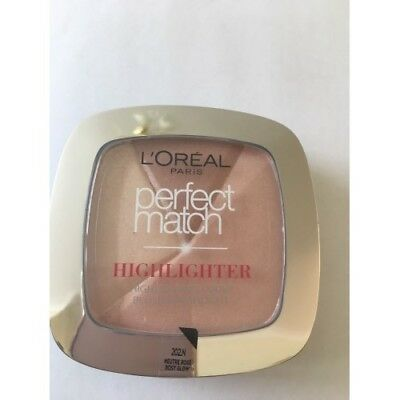 L'Oreal Perfect Match Highlighter 202N Rosy Glow