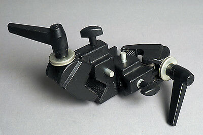 Manfrotto Super Clamp 038  - Double