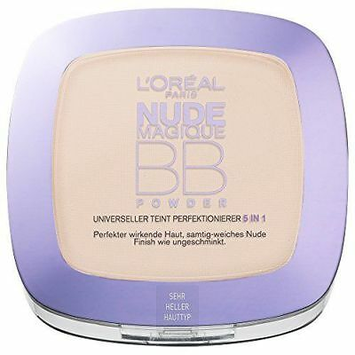 L'oreal Nude Magique BB Powder Very Light