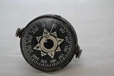 ancienne boussole marine taylor rochester N.Y. USA 2965  vintage vers 1950/1960