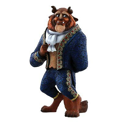 "Disney Showcase Couture De Force Beauty and the Beast"" Stone Resin Figurine"
