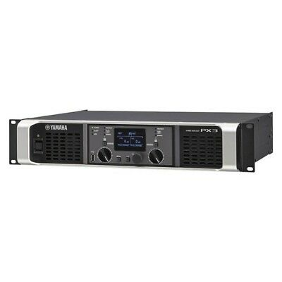 Yamaha PX3 Dual-Channel Power Amplifier