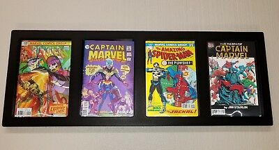 Inline4 Comic Book POD Wall Hanging Display Frame for Silver to Modern Age Books