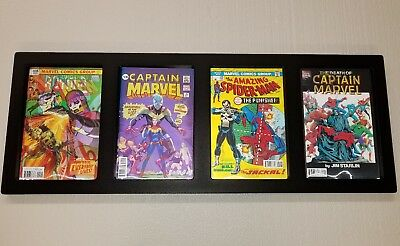 Inline4 Comic Book POD Museum Edition Frame 99% UV Safe Wall Hanging Display