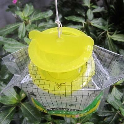 Simply Disposable Fly Insect Housefly Trap Catcher Hanging Style Pest Control YH