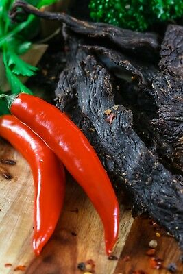 Beef Jerky EXTRA HOT Flavour 1kg