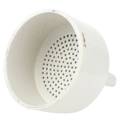 Porcelain Buchner Funnel Dia.150mm, for Chemistry Vacuum Filtration
