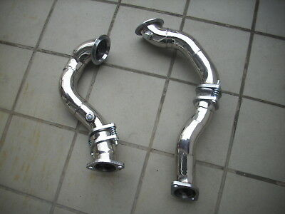 Exhaust Racing Downpipe Fit BMW Z4 Roadster Typ E89 S-Drive 35i Edelstahl New