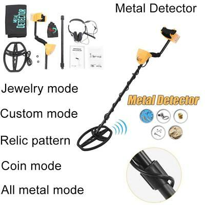 Waterproof Deep Sensitive Metal Detector Searching Gold Digger Treasure Hunter