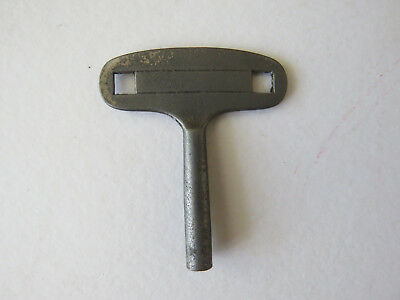 "Clock Key. Original Vintage. Approx 4mm [5/32""] square opening"