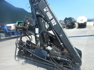 FOR SALE Fold up Hydraulic Cranes choice of two
