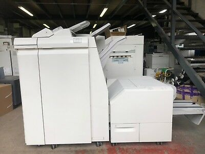 Xerox Production Booklet Finisher & Square Fold Trimmer