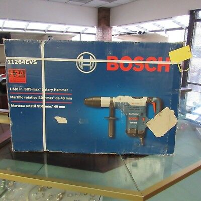 NEW Bosch 11264EVS SDS Max Corded Rotary Hammer in Factory Sealed Carton L@@K