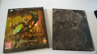 SONY PS3 God of War III 3 -- Collector's Edition pappschuber +++++ PlayStation 3