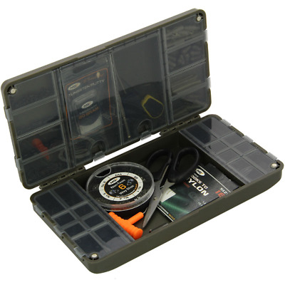 """Fishing Tackle Box System For Terminal Tackle Carp Ngt Xpr """"empty"""""""