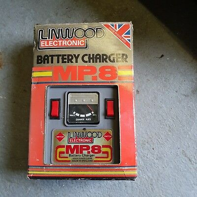 Linwood electric battery charger MP.8 MP8