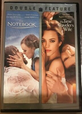 The Notebook & The Time Traveler's Wife DVD Double Feature Movie