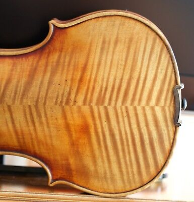 "Very old labelled Vintage violin ""Joan Bapt Guadagnini"" 小提琴 скрипка ヴァイオリン Geige"