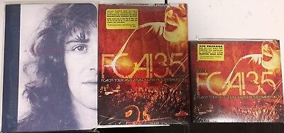Peter Frampton - Best of FCA!35 An Evening Tour Fanpack Signed Book 2DVD 3CD
