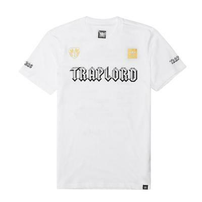 Men's Shirt Adidas White Originals Small Soccer Ferg T Design Tee Asap Traplord 9eWHIYED2b