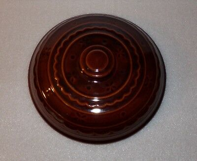 """Marcrest Daisy Dot Replacement Lid 9.75"""""""