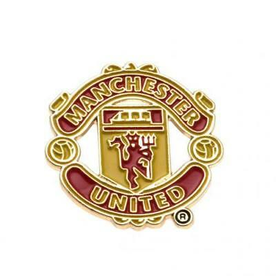 MANCHESTER UNITED  FC  Pin Badge OFFICIAL LICENSED  MERCHANDISE GIFT