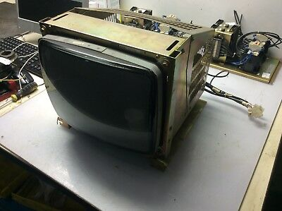 "14"" Sharp Color Display Unit, 8DSP40, Mfg'd: 1989, * * AS IS * *"