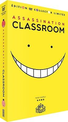 ★ Assassination Classroom ★ Intégrale - Edition Collector Limitée (8 DVD)