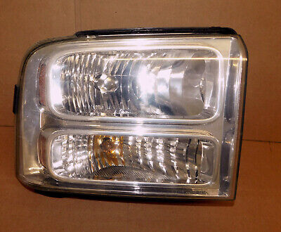 2005 2006 2007 Ford F250SD/F350SD Right Side Passenger Headlight OEM W/Warranty