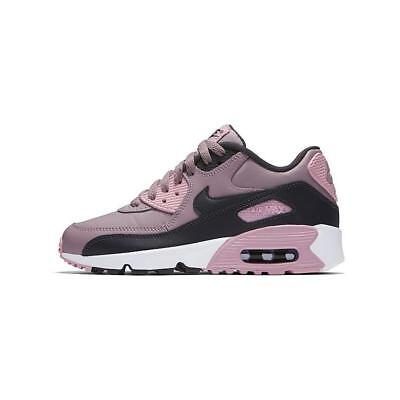 NIKE AIR MAX 90 Leather GS # 833376 602 Elemental Rose Big